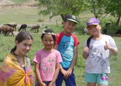 172. Route vers Bishkek - Les Mollalpagas en cavale (146)