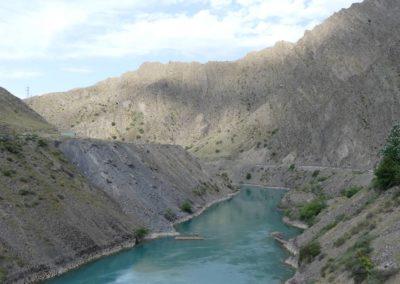 172. Route vers Bishkek - Les Mollalpagas en cavale (29)