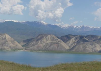 172. Route vers Bishkek - Les Mollalpagas en cavale (49)