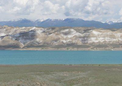 172. Route vers Bishkek - Les Mollalpagas en cavale (57)