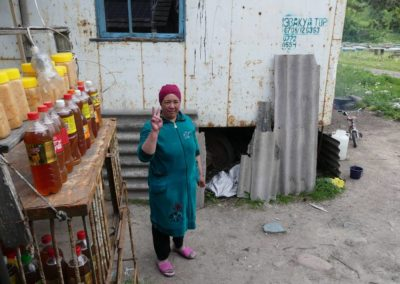 172. Route vers Bishkek - Les Mollalpagas en cavale (65)