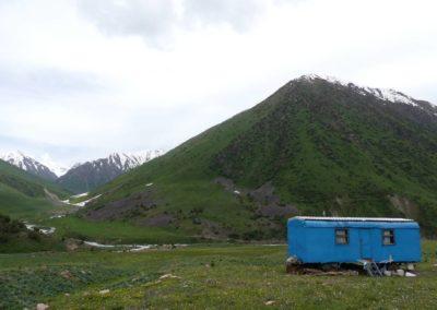 172. Route vers Bishkek - Les Mollalpagas en cavale (77)
