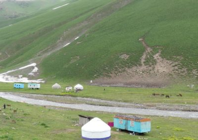 172. Route vers Bishkek - Les Mollalpagas en cavale (82)