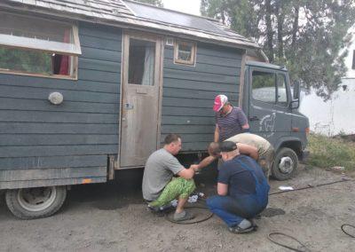 173. Bishkek - Les Mollalpagas en cavale (28)