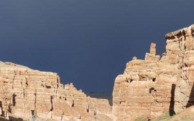 33. Kazakhstan : du 16 au 28 juin 2019 : Canyon de Sharyn, Almaty, route vers le nord, Semeï
