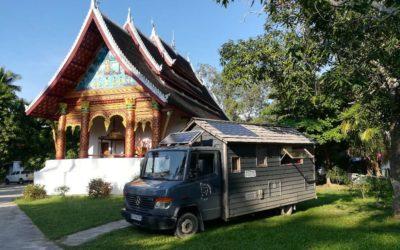 49. Laos : du 22 au 27 octobre 2019 : Namlik, Vang Vieng, Luang Prabang, Mékong