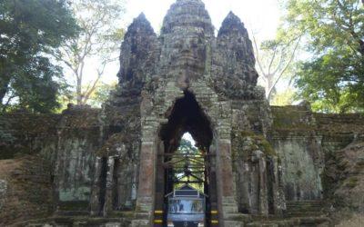 59. Cambodge : du 24 au 27 décembre 2019 : Temples d'Angkor, Siem Reap, Kompong Khleang