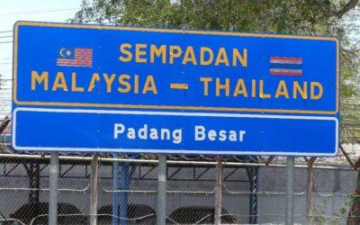 69. Thaïlande : du 10 au 13 mars 2020 : Covid-19 et route vers… la Malaisie