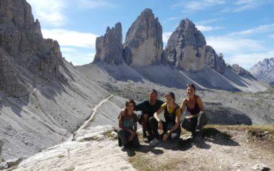 79. Italie : du 30 août au 5 septembre 2020 : Dolomites (2ème partie)