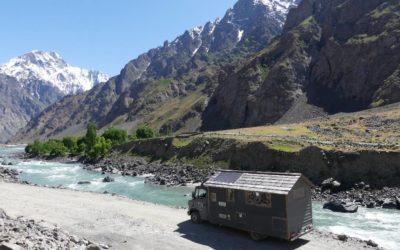 29. Tadjikistan : du 16 au 23 mai 2019 : La Pamir Highway de Douchanbé à Khorog