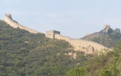 42. Chine : du 1er au 6 septembre 2019 : Yungang, Grande Muraille de Chine, Pékin (Temple du Ciel, Cité Interdite, Place Tian'anmen)