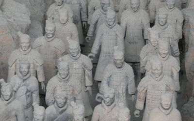 43. Chine : du 7 au 12 septembre 2019 : Wutaishan, Pingyao, Xi'an, Armée de terre cuite, Zhaohua