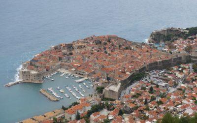 92. Croatie : du 8 au 11 décembre 2020 : Ston, Dubrovnik
