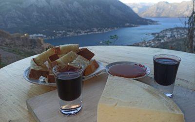 93. Monténégro : du 12 au 17 décembre 2020 : Bouches de Kotor, Mont Lovćen